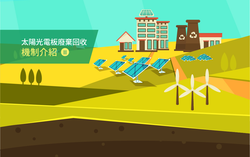 太陽光電板廢棄回收 機制介紹 II